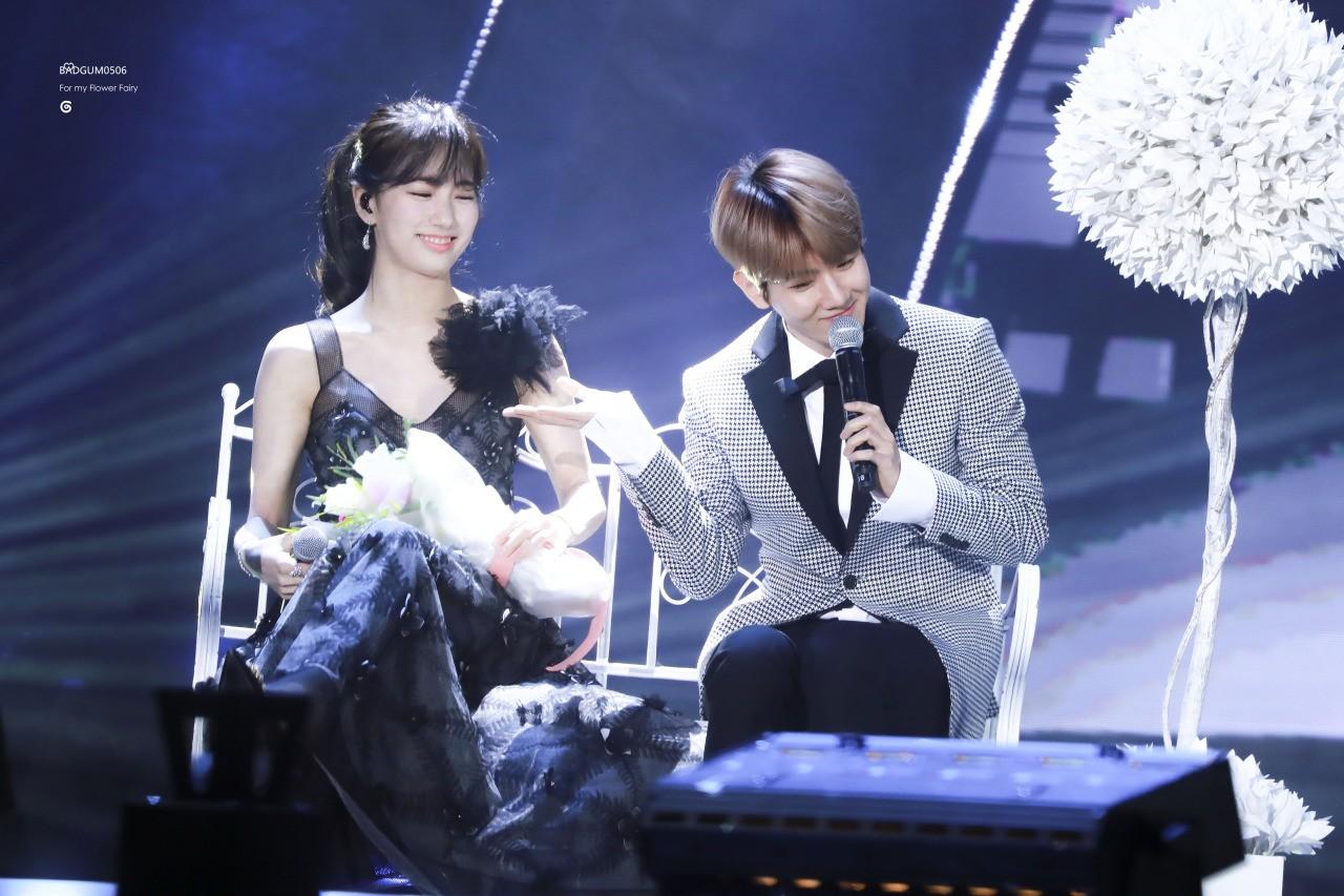 Baekhyun & Suzy 4