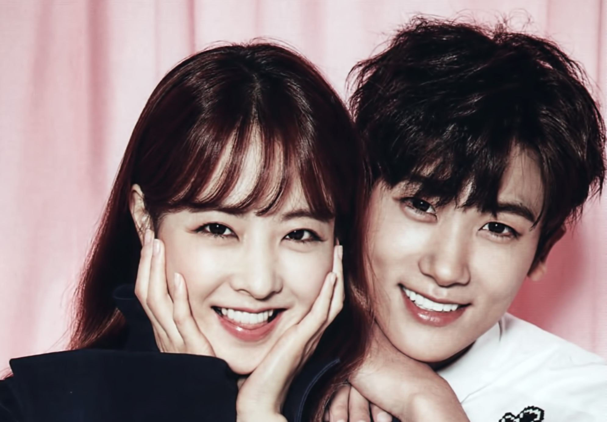 Fans Are Convinced Park Hyung Sik Is In Love With Park Bo