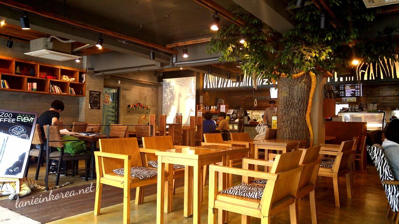 Zoo Cafe, the Korean Café With Cute Animals - Koreaboo