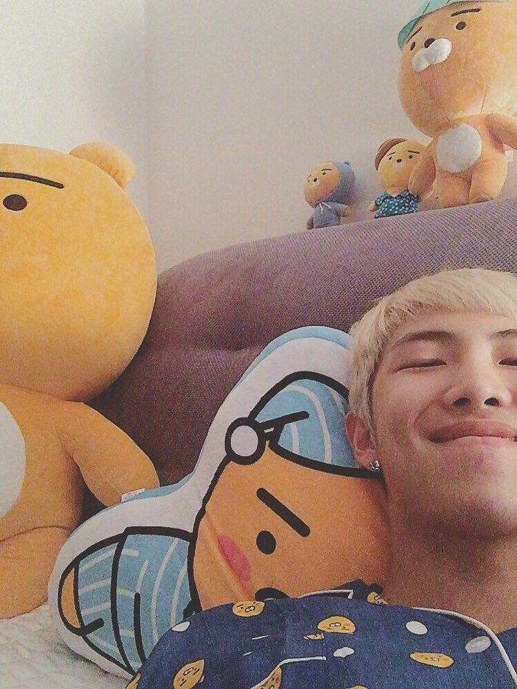 Bts S Rap Monster Never Liked Cartoons Until He Became