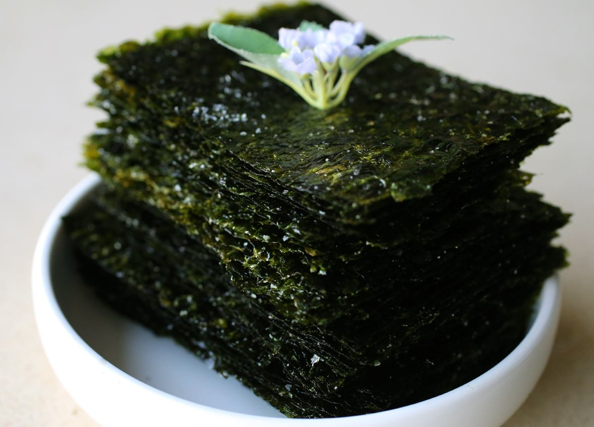 gim roasted seaweed