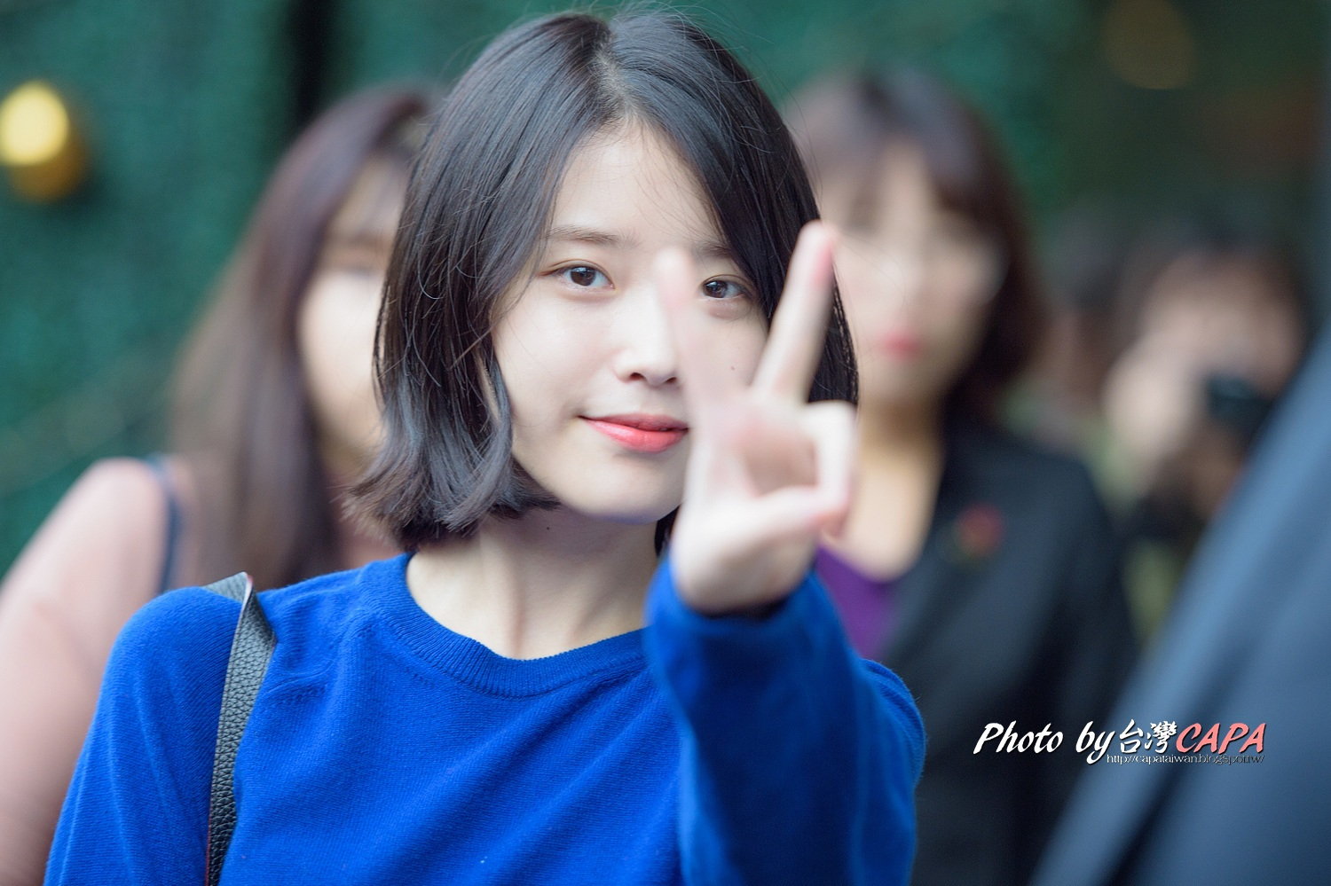 IU: IU Donated To Her Old High School's Scholarship Fund