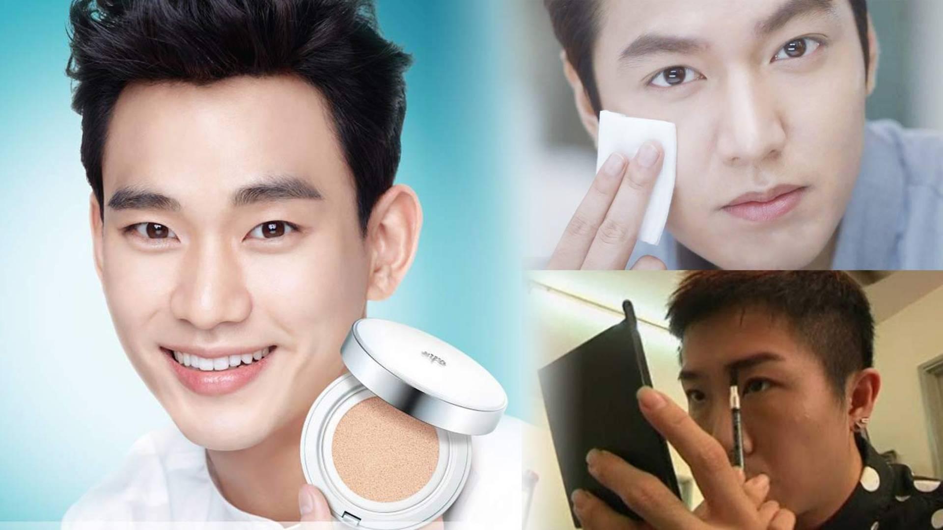 Kpop Makeup For Guys Korean Men Buy ...