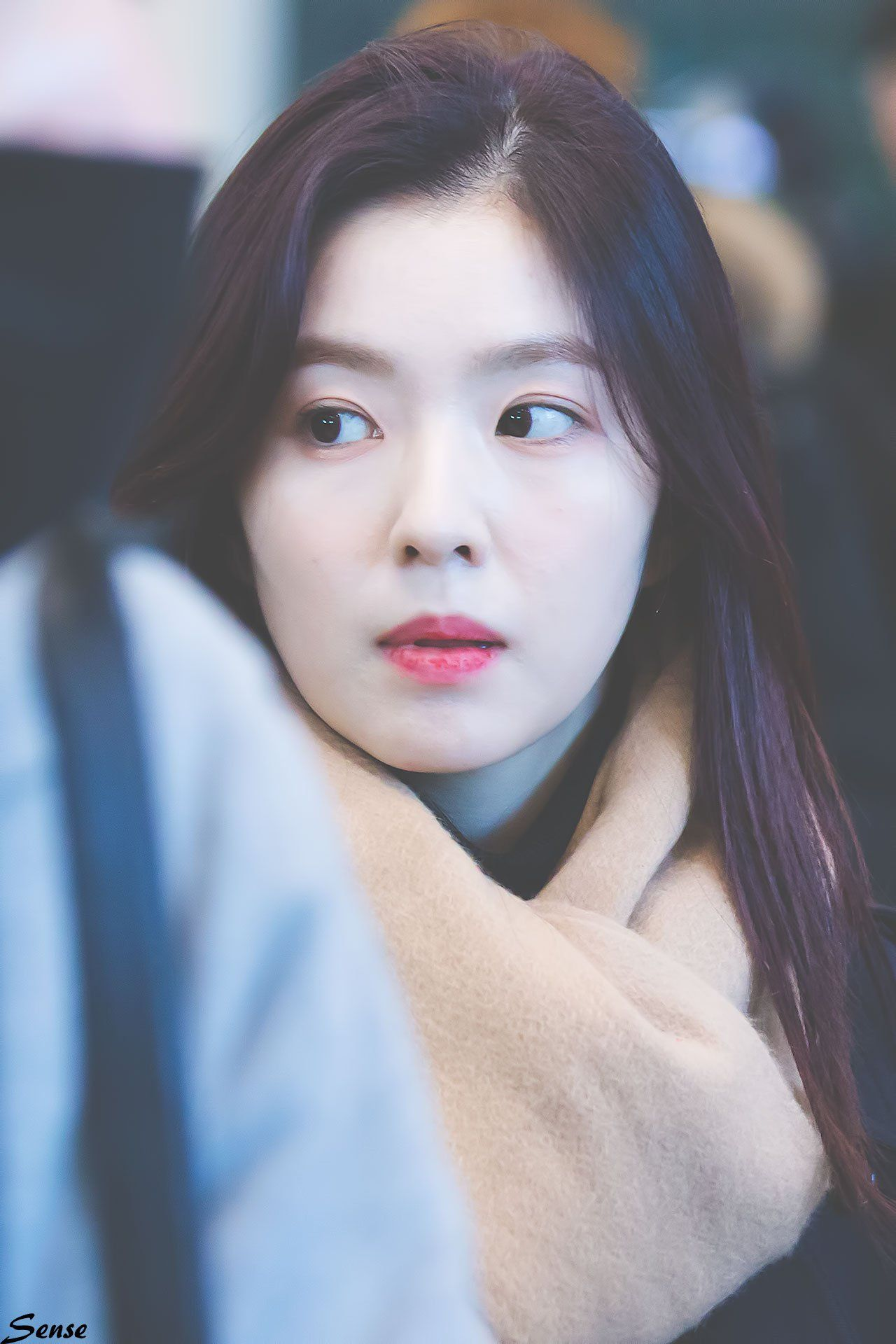 These Photos Of Red Velvet Irene's No-makeup Look Are A