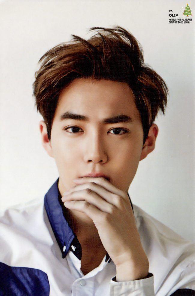 Kb The 7 Most Handsome Male Idols According To Korean Men Netizen