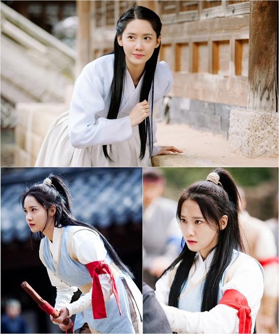 Yoona Im as Eun San