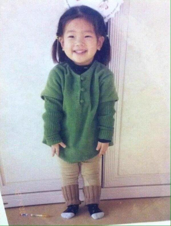 Image result for dahyun twice baby pictures