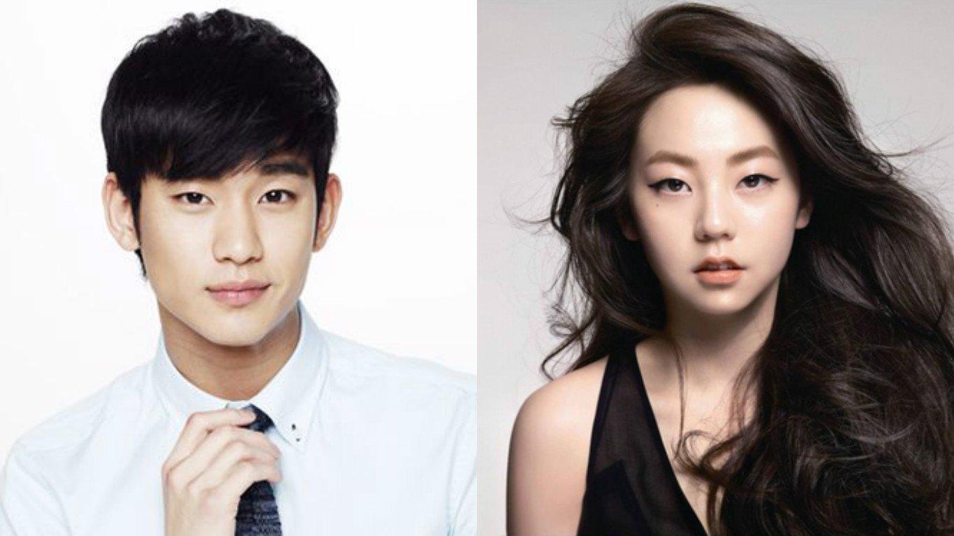 kim soo hyun and sandara park dating lee