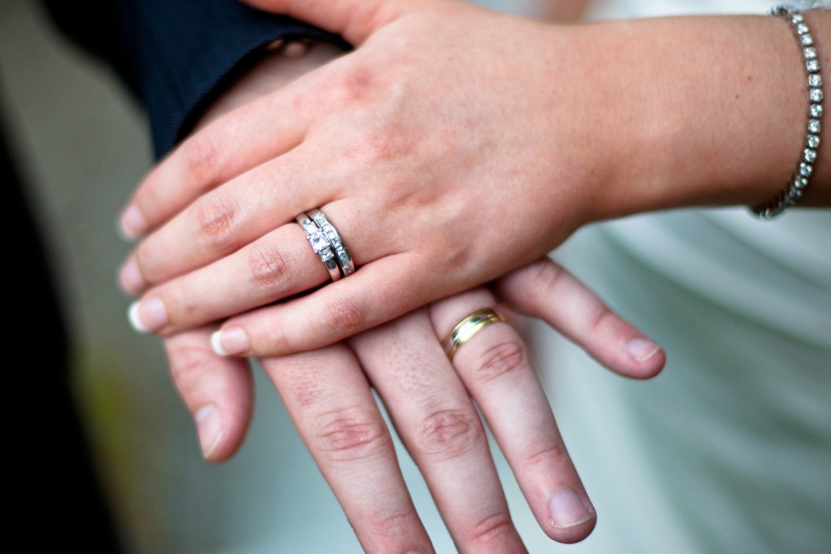 This Is What The Placement Of Your Ring Says About You In