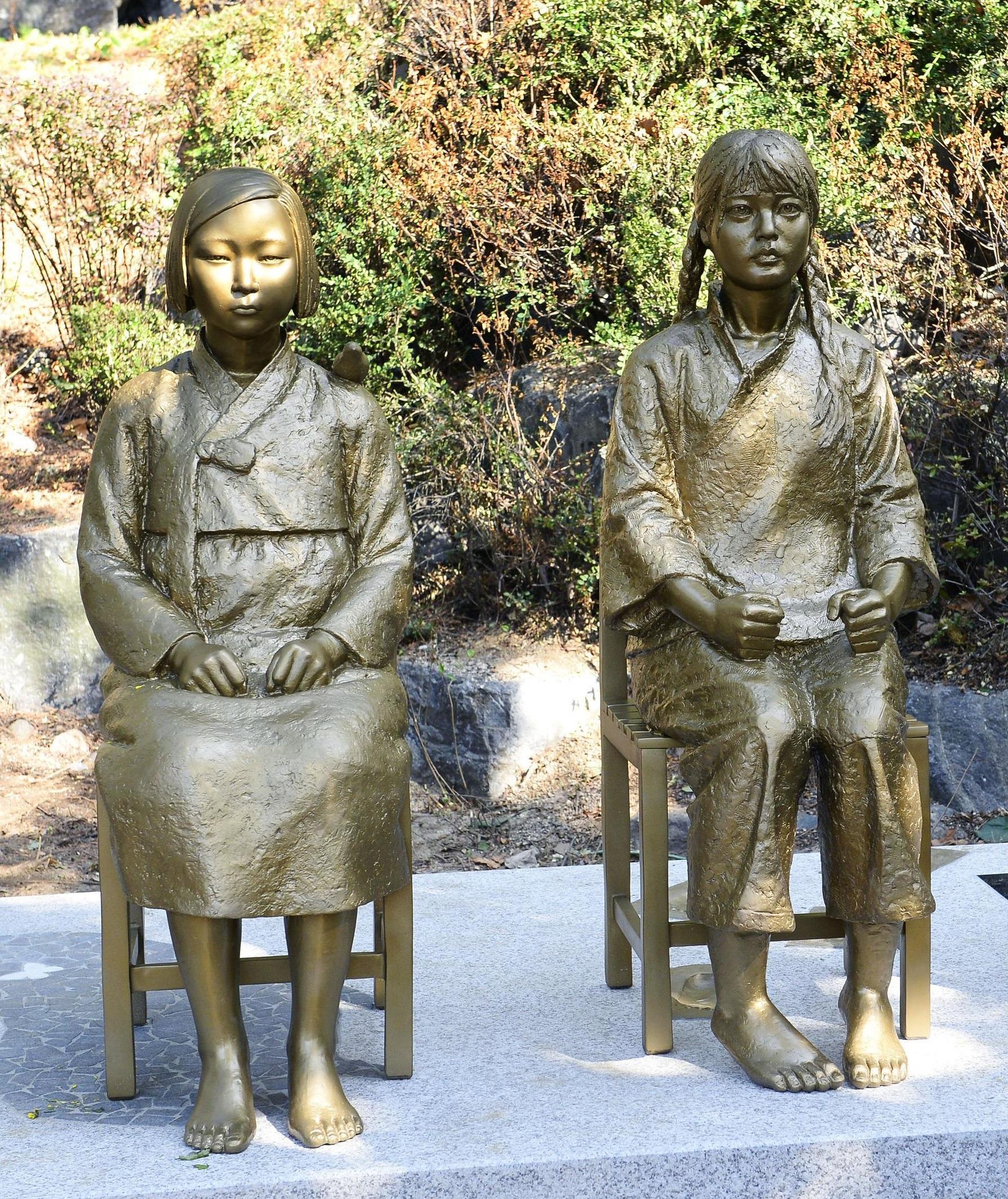 Comfort Women Statues