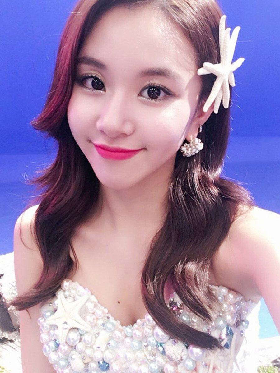 Twice Chaeyoung S Hairstyles Throughout Her Career Koreaboo