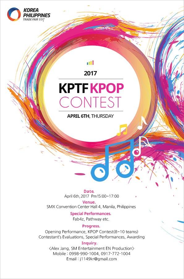 KPTF KPOP Contest