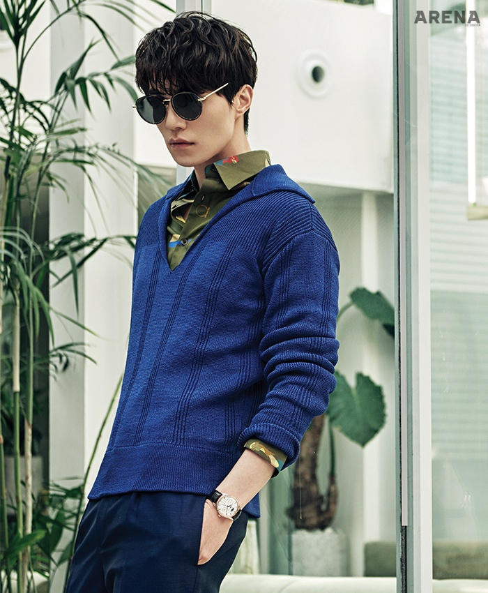 This Is Lee Dong Wook S Private Life And His Real Life