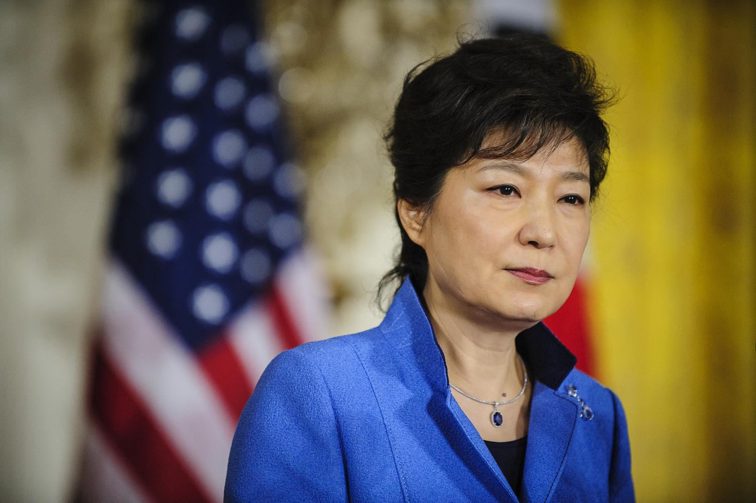 Park Geun Hye Has Denied Any Wrongdoing At First Court Hearing