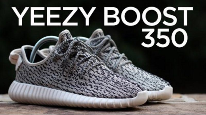 b9fb56d5f10 The limited edition for the Yeezy Boost 350 edition sneakers by Kanye West  and Adidas.