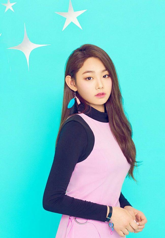 Gugudan Mina lost a lot of weight after her diet - Koreaboo