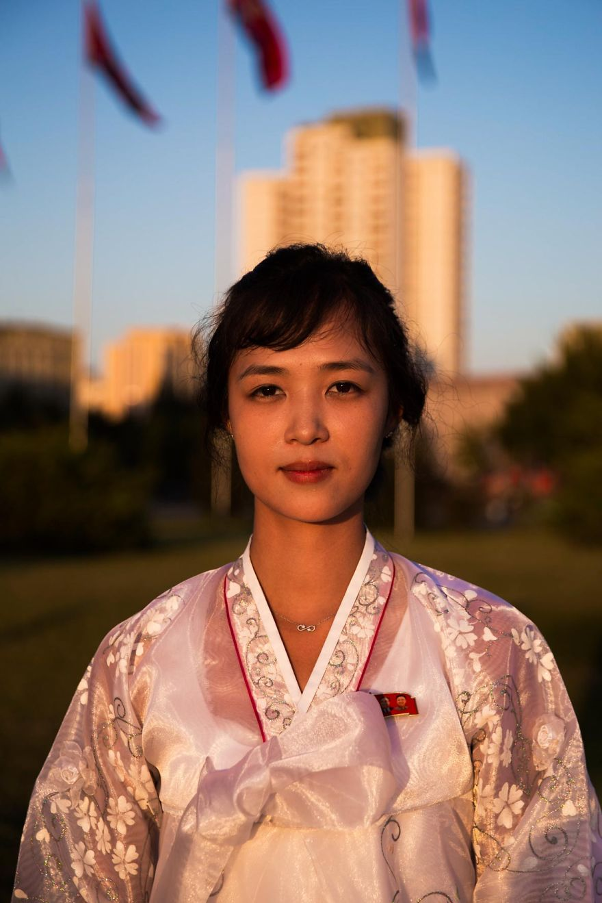 16 Photos That Show The True Beauty of North Korean Women