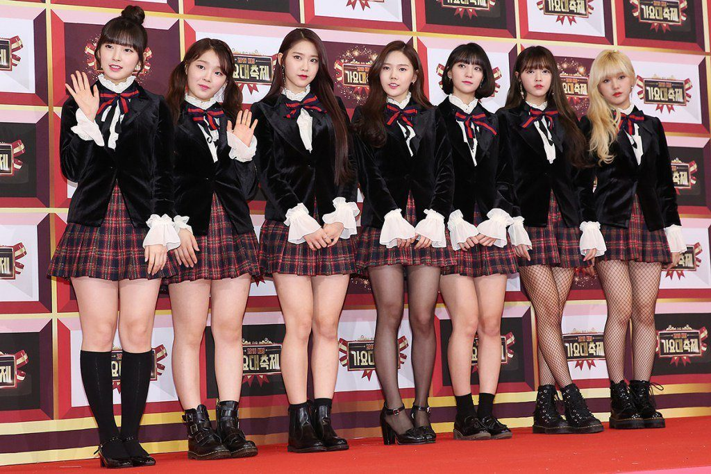 This idol group is being accused of taking the u0026quot;Lolitau0026quot; concept too far u2014 Koreaboo