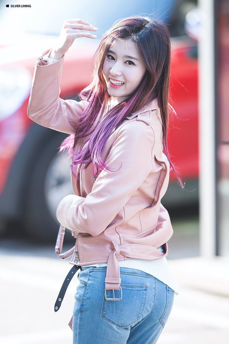 Fans claim TWICE Sana's butt looks huge in these jeans ...