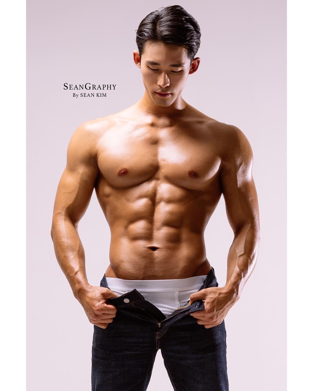 Hot sexy korean men