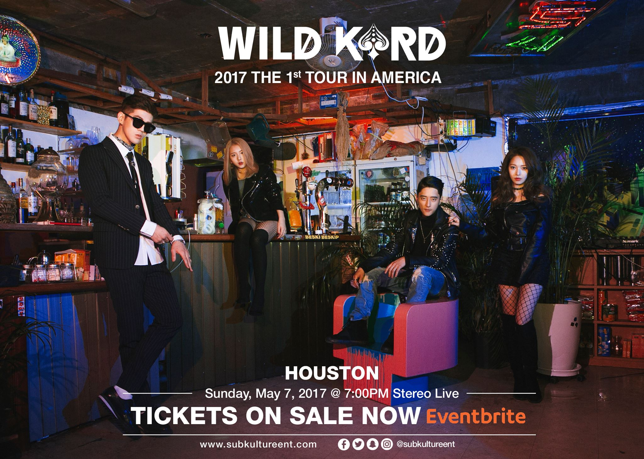 K.A.R.D Set To Hold First North American Tour