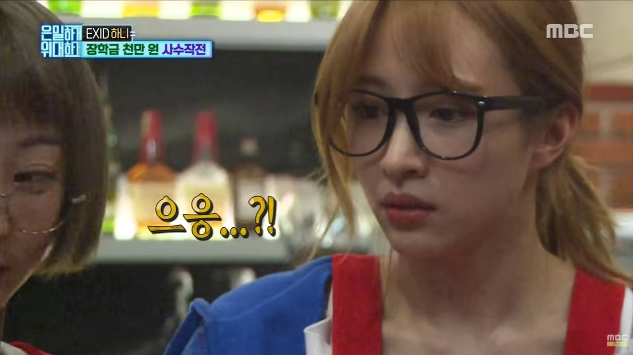 Hani gets trolled by Korean-speaking foreigners