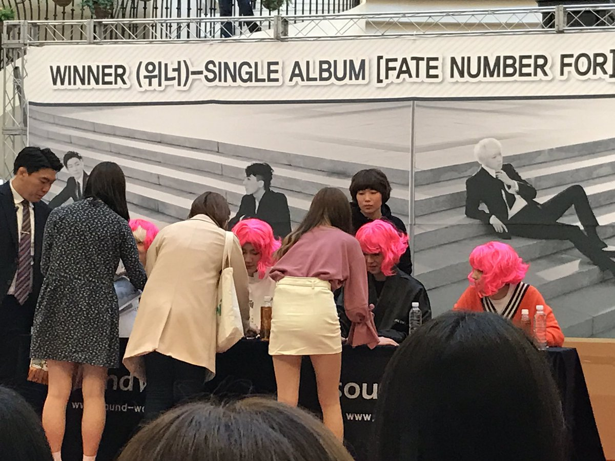 This Girl Group in Hot Pink Wigs is a Total WINNER