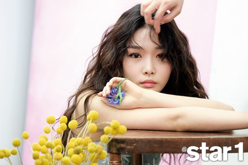 Kim Chungha is gorgeous in latest photoshoot for Star1