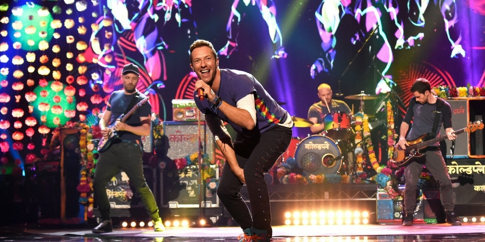 Coldplay Honors Sewol Ferry Victims With 10 Second Silence