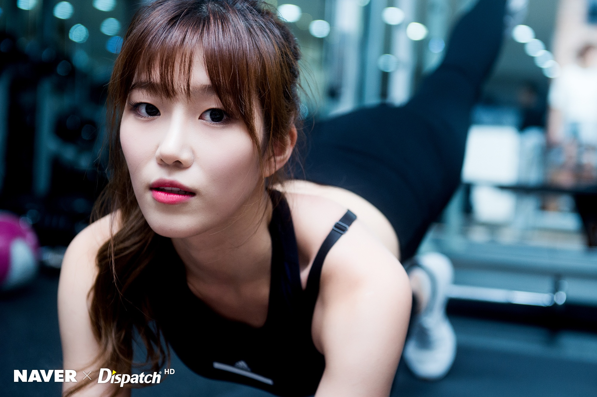 WJSN Dawon Leave Fans Stunned In Sexy Gym Photoshoot