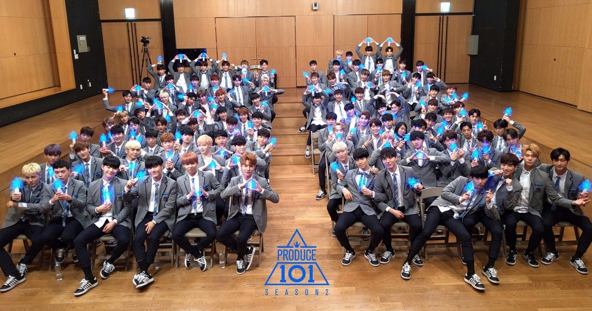 Fans discover graduation photos of Produce 101 contestants