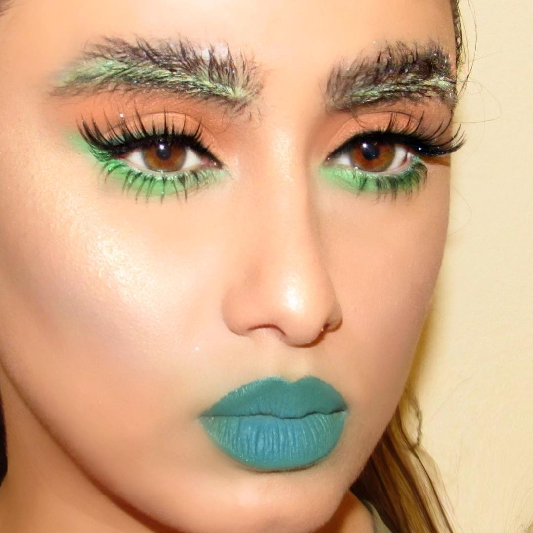 Feather Eyebrows Are Becoming The New International Trend Koreaboo