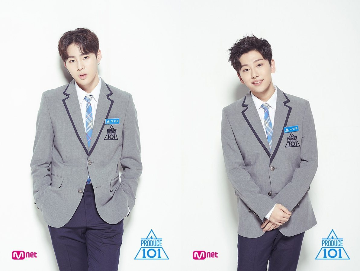 Viewers think these 2 trainees could be the best dancers on Produce 101