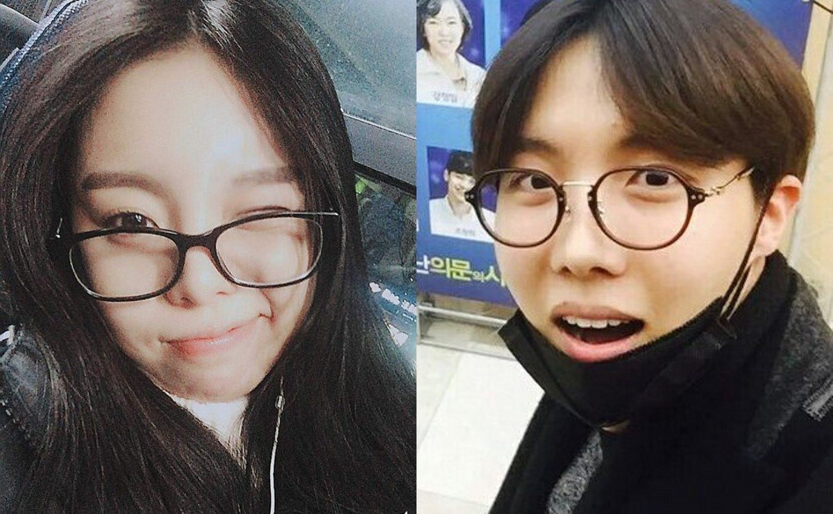 J-Hope and His Sister Are So Close They Even Share Clothes