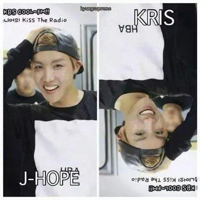 J Hope And His Sister Are So Close They Even Share Clothes