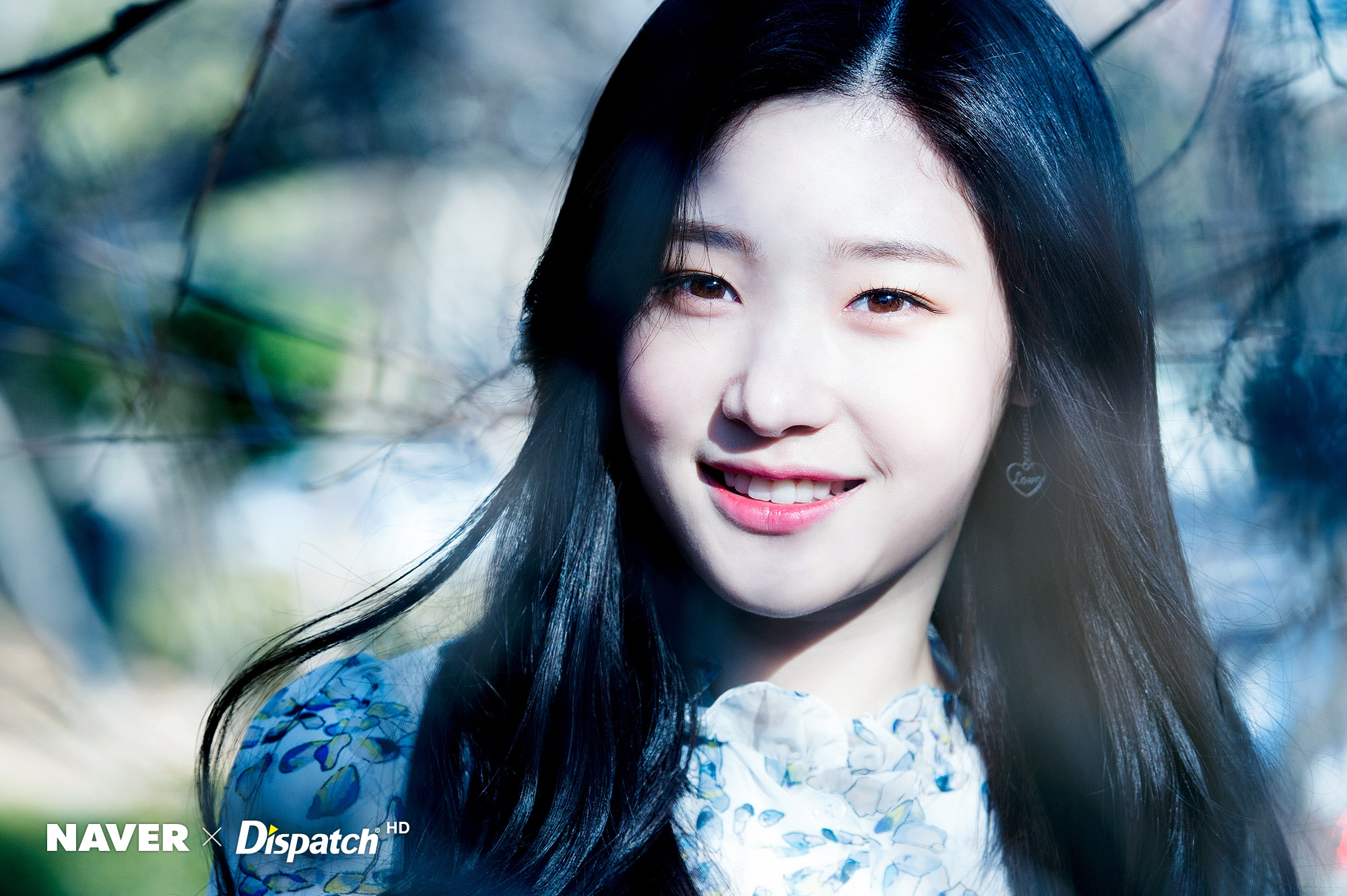 DIA Chaeyeons Photoshoot Is The Perfect Summer To Spring Look