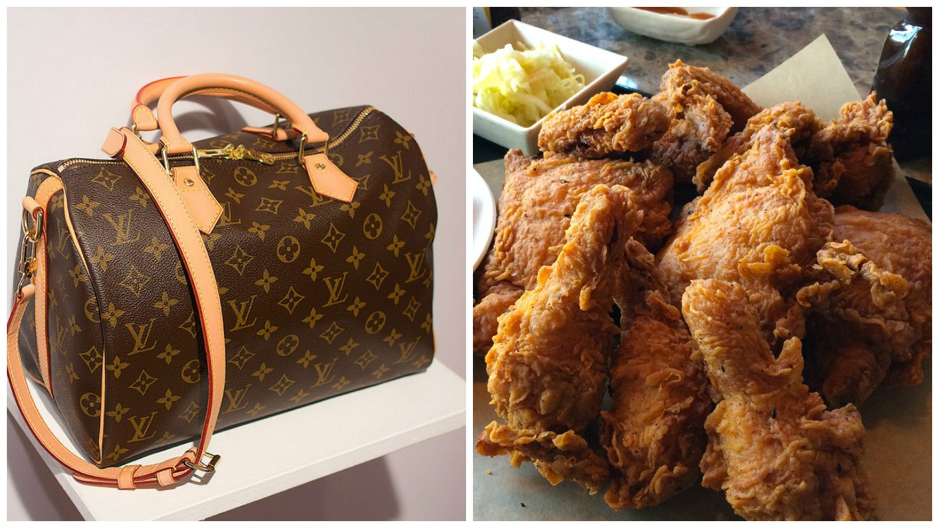Korean Fried Chicken Restaurant Gets Sued By Louis Vuitton