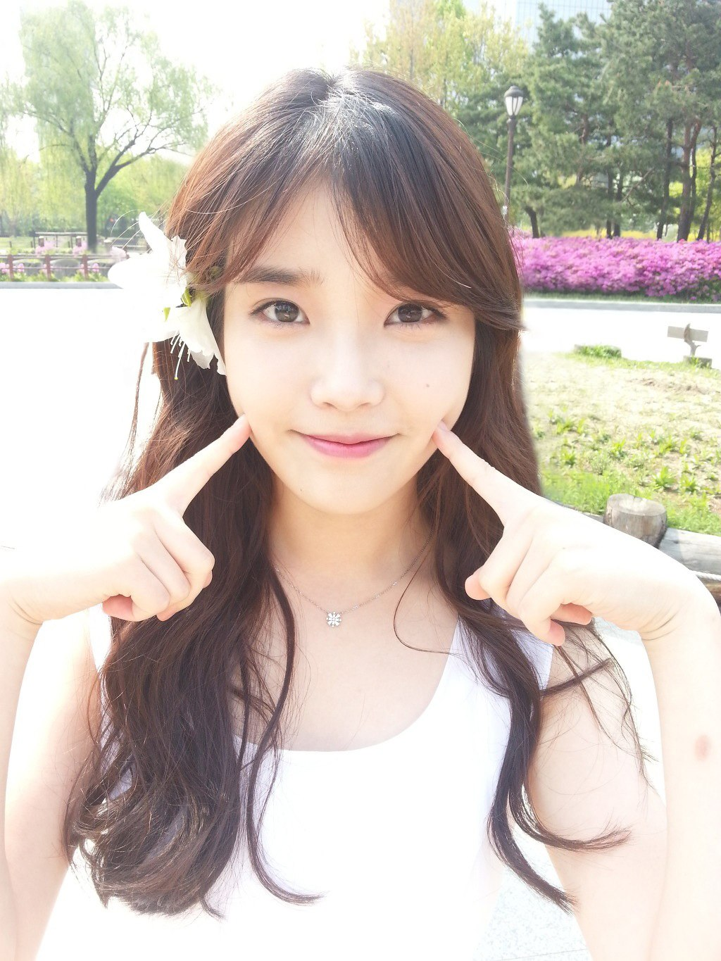 8 Times IU Changed Her Hairstyle Completely - Koreaboo