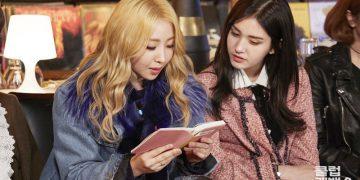Minzy and Somi