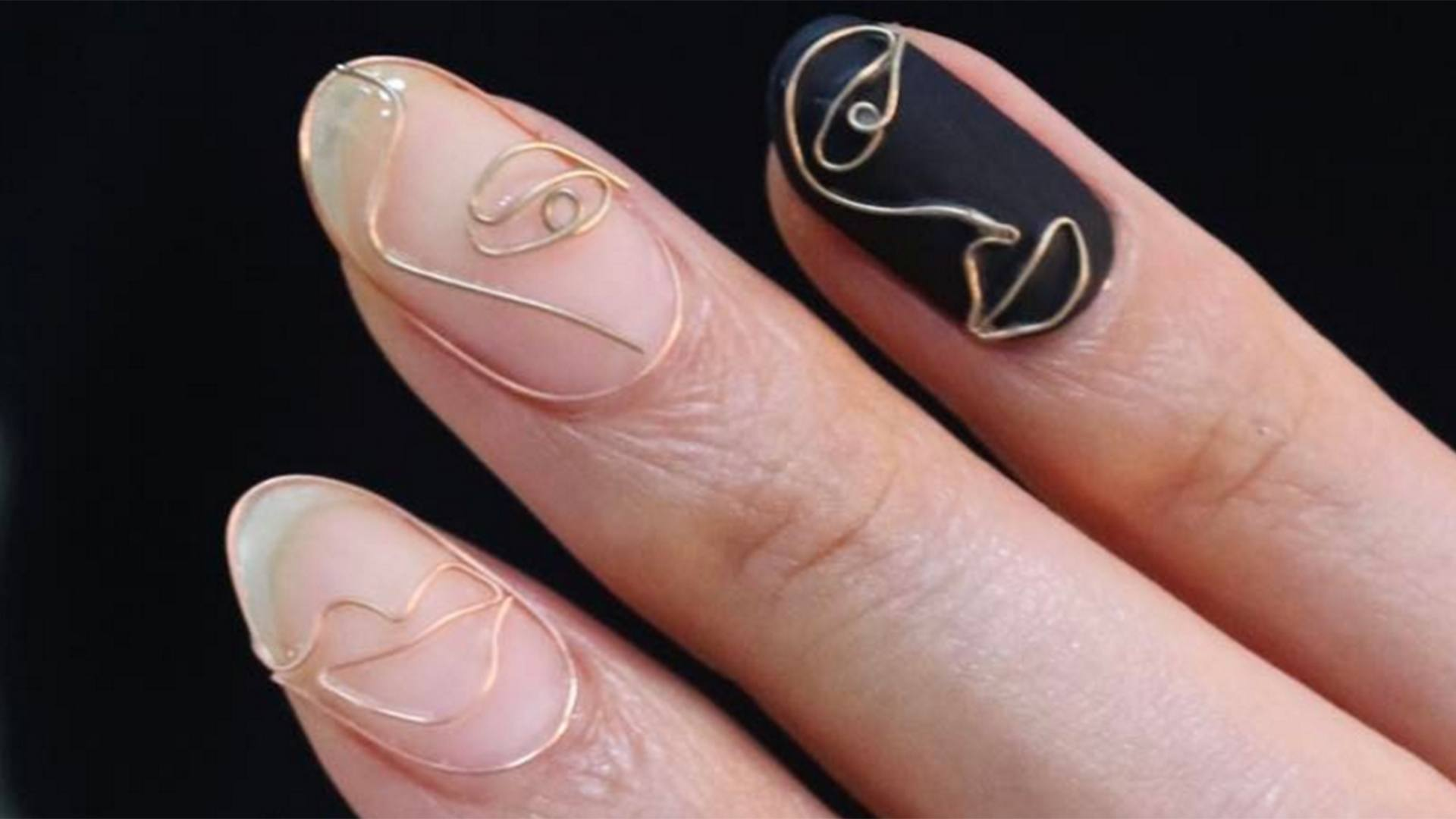 Wearing Nail Art Made of Metal is Seoul's Hottest Fashion Trend