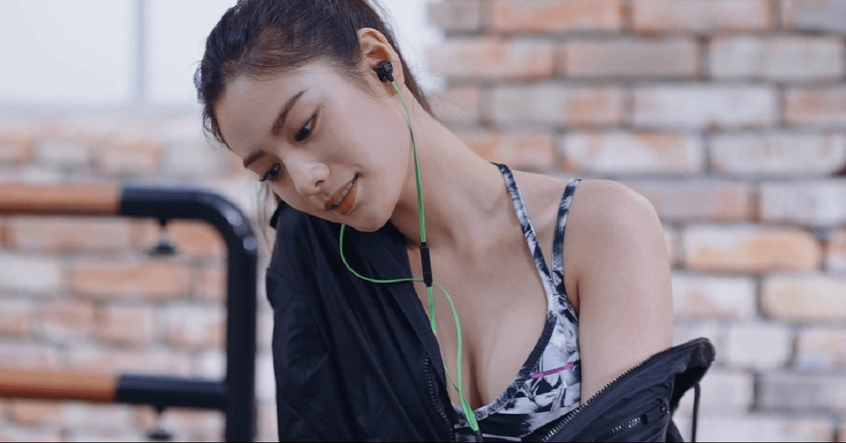 Nana's Gym Body Is Perfect In New Photoshoot