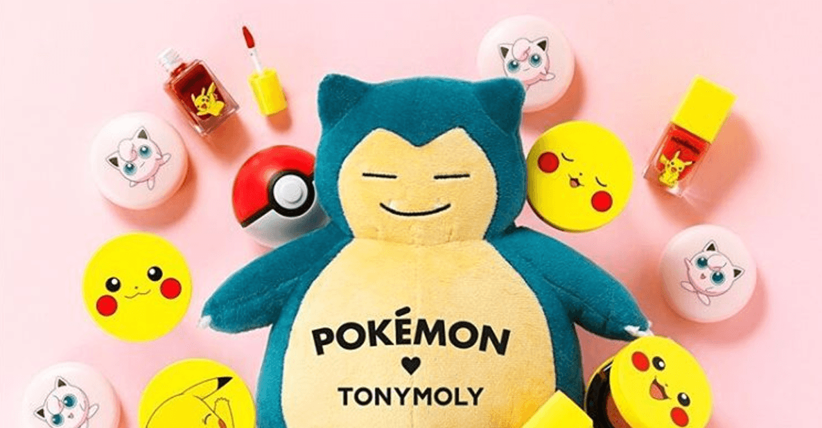 This Pokémon makeup collection is the best way to catch em all in style.
