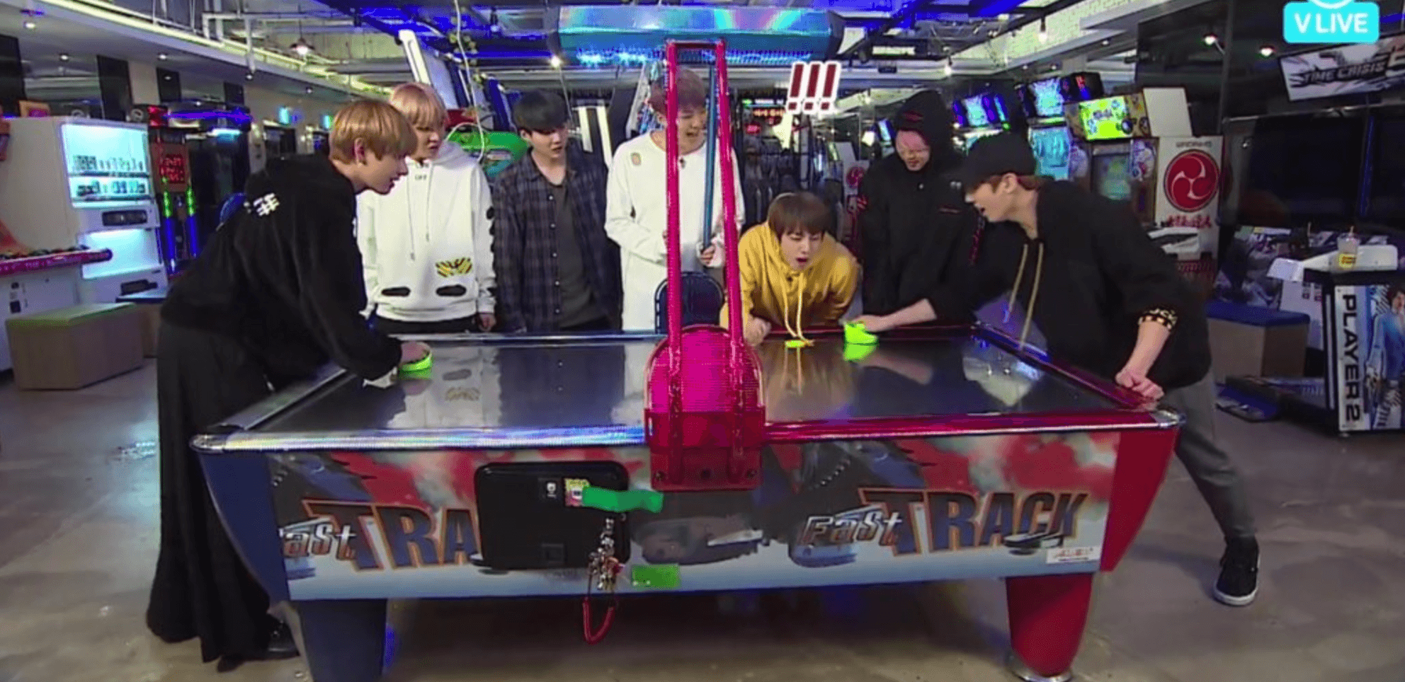 BTS Reaction to Injuring Jin is Dramatically Different Than Jungkook