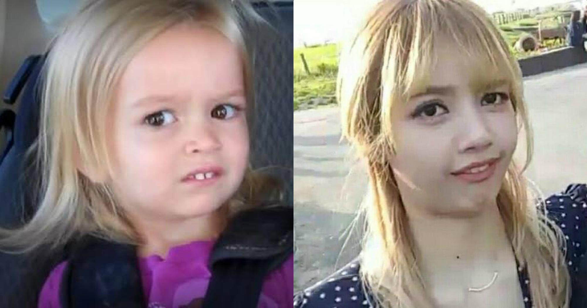 Blackpink Jennie S Child Lookalike Allkpop Forums