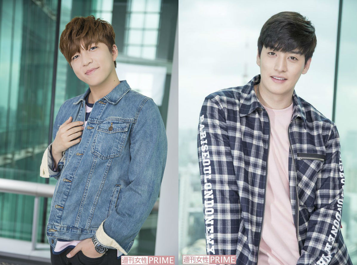 U-KISS Soohyun and Eli Officially Renew Contracts