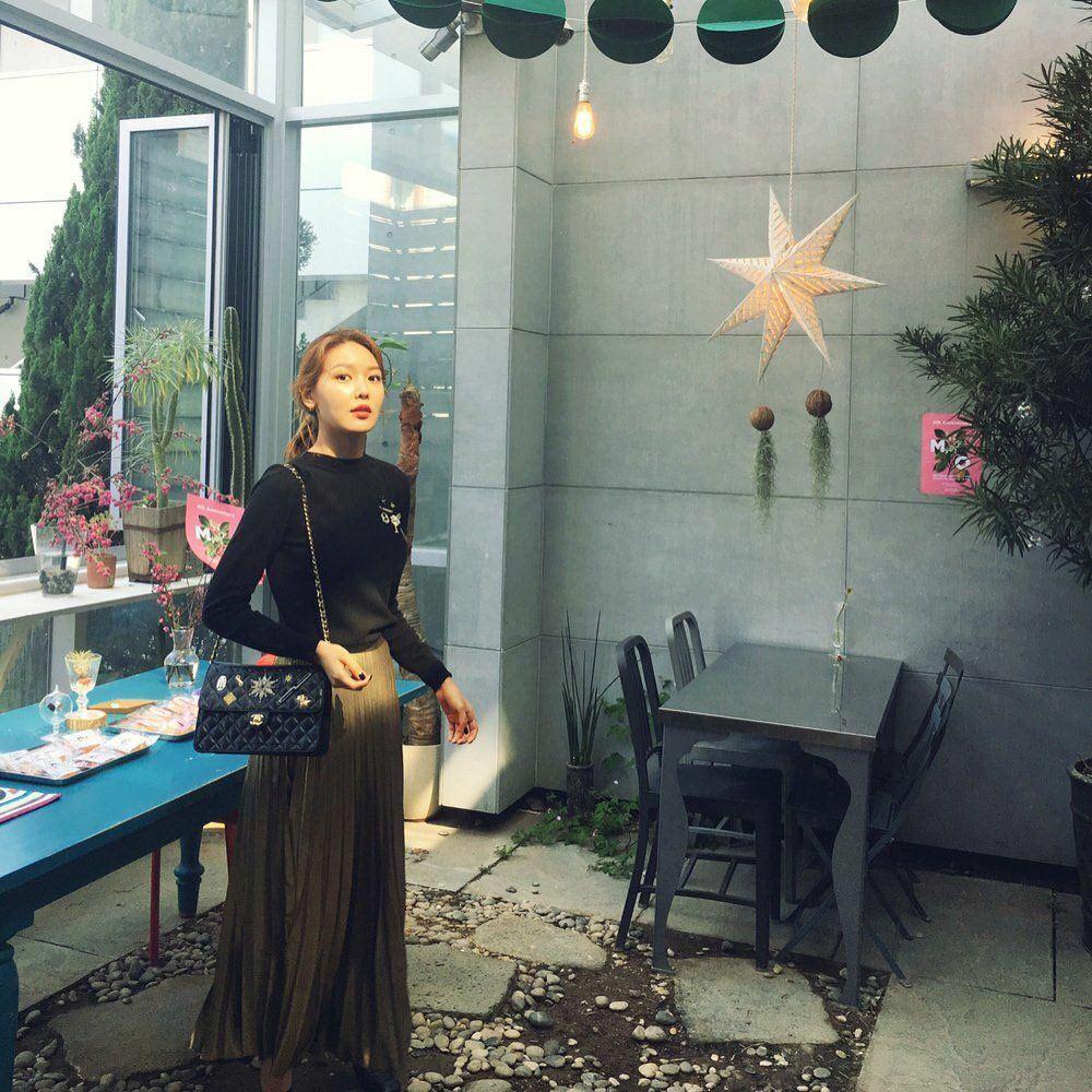 choi sooyoung and jung kyung ho dating