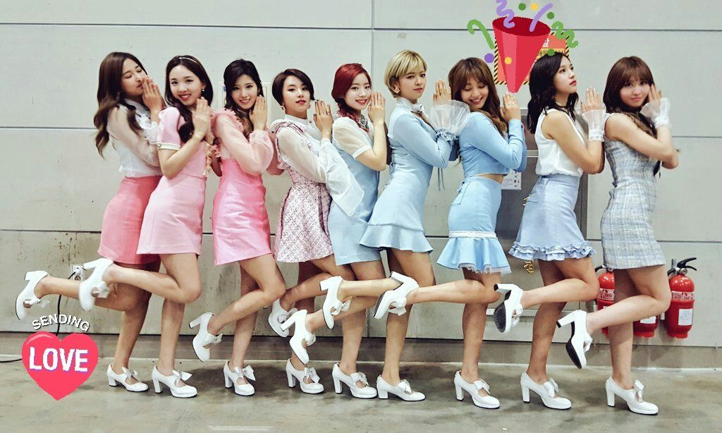 TWICE will officially comeback in May
