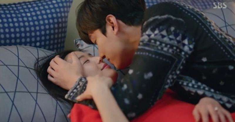 This Is The Most Adult Kiss Scene Of Any K-Drama