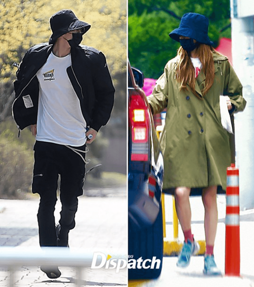 [★BREAKING] Dispatch confirms Lee Sung Kyung and Nam Joo Hyuk are dating with photos