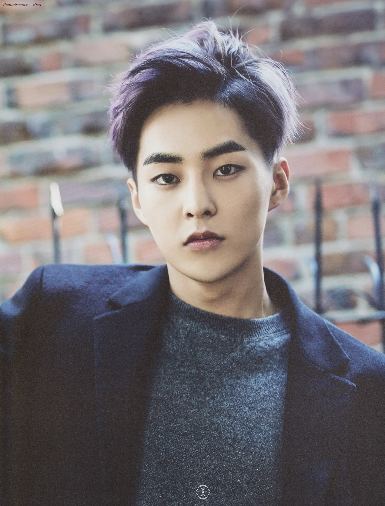 exos xiumin has gone from cute to studly in just 5 years